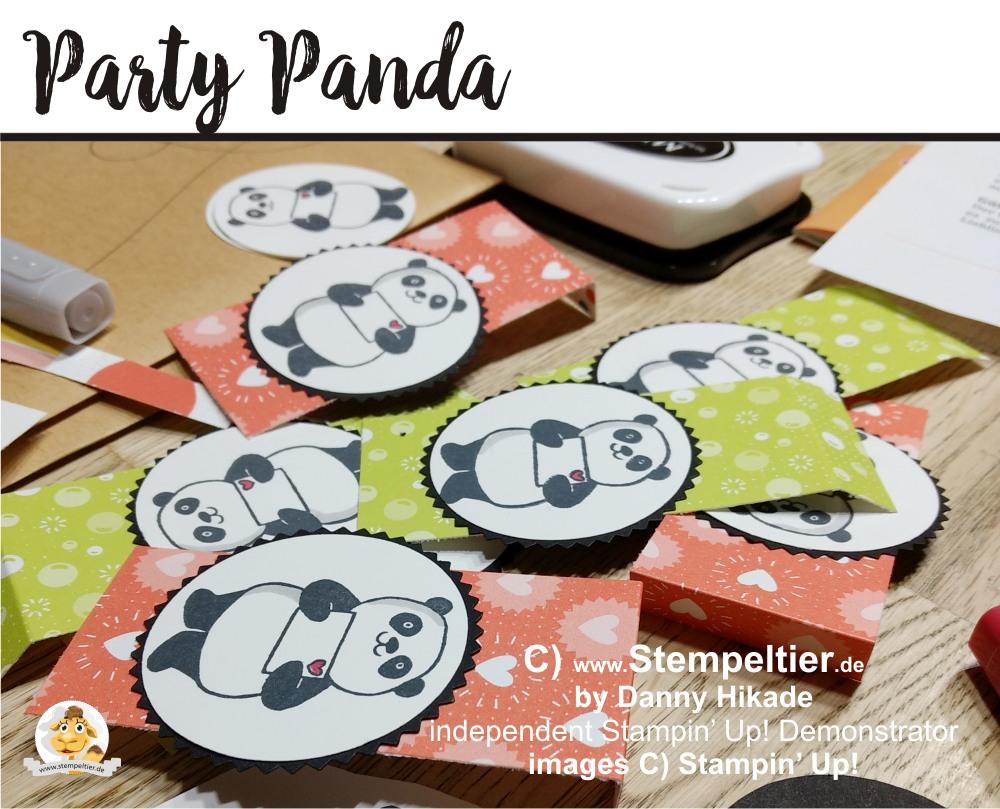 stampin up party panda saleabration sab208 stempeltier circle punch kreisstanze sonne