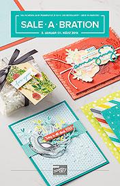 saleabration SAB 2018 Stampin up broschüre katalog