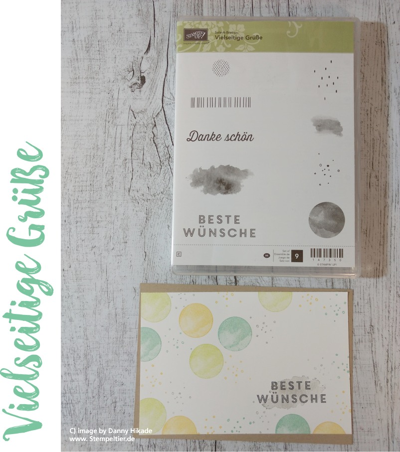 stampin uop saleabration 2018 eclectic expressions vielseitige grüße stempeltier