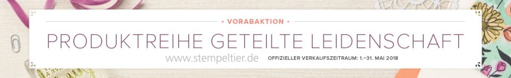 stampin up geteilte leidenschaft share what you love aktion