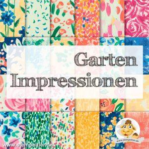 Stampin Up garten impressionen garden impressions stempeltier
