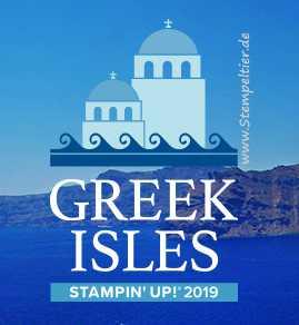 stampin up prämienreise greek isles griechenland 2019