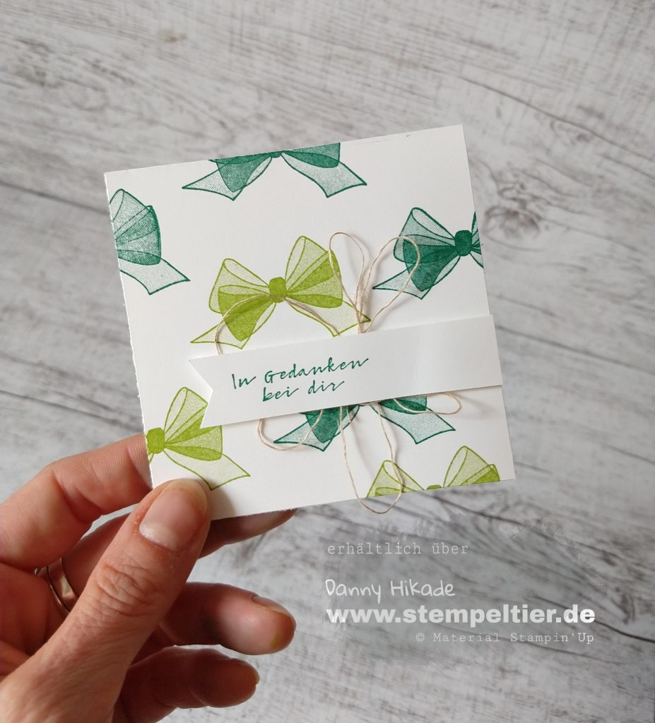 Stampin'Up Up alles alles gute wishing you Well Stempeltier bestellen