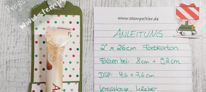 Anleitung für die Amicelli Verpackung
