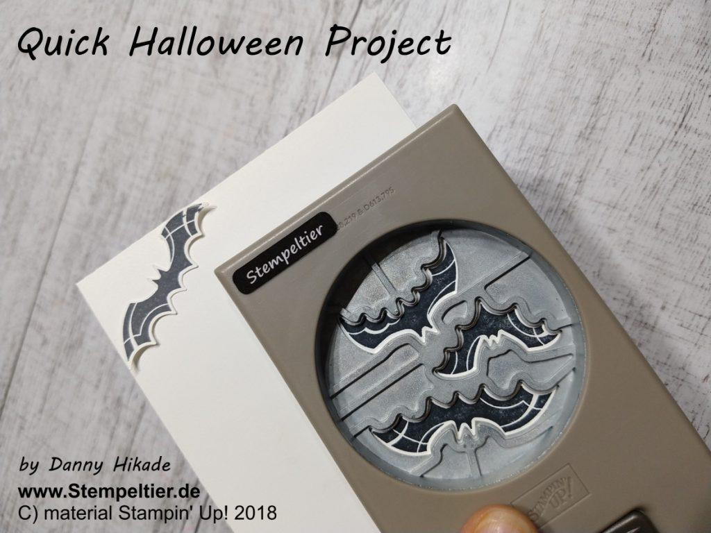 stampin up unheimlich lecker halloween verpackung gummibärchen fledermaus batpunch