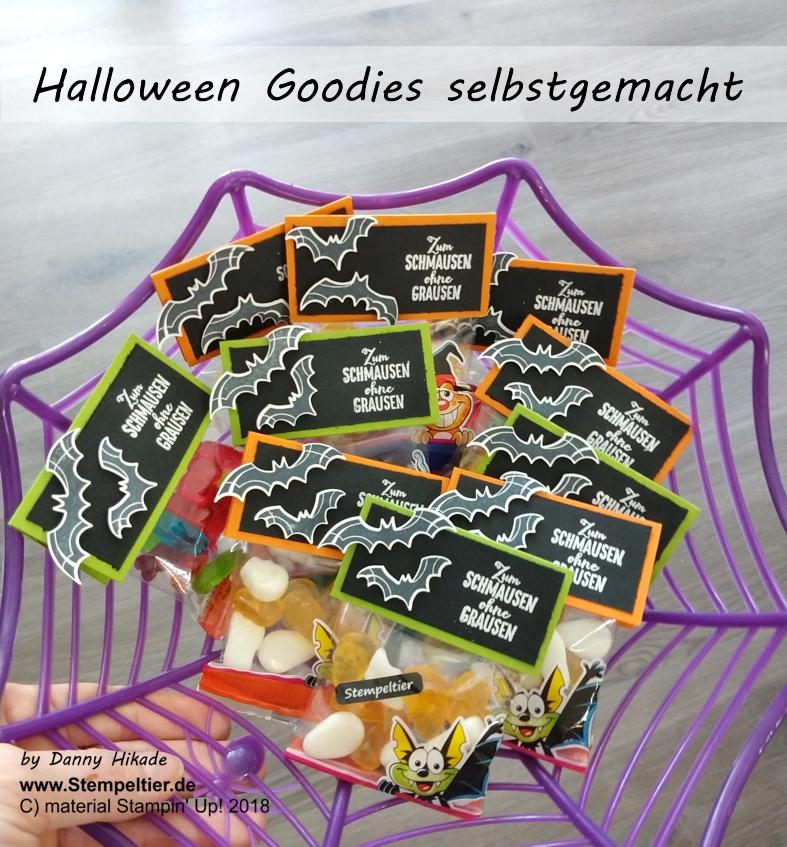 stampin up unheimlich lecker halloween verpackung gummibärchen fledermaus bats stempeltier