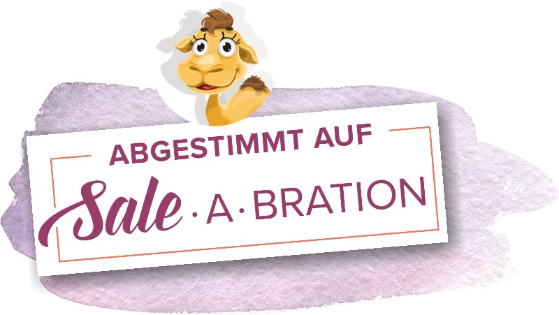 stampin up aktion märz saleabration coordination stempeltier