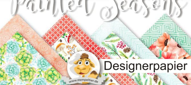 Design it with DSP – Painted Seasons