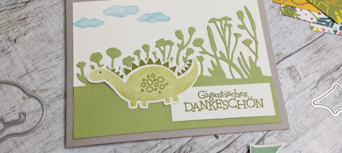 Dufte Dinos im Dinoland