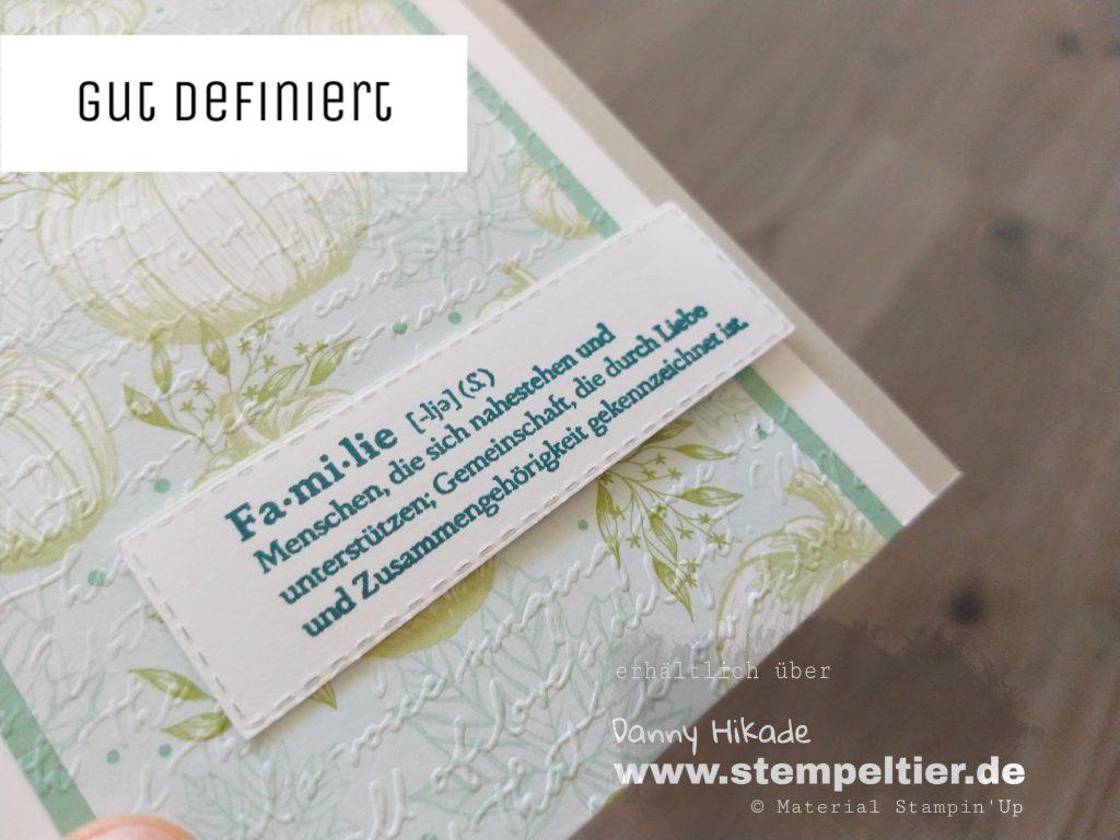 stampin up DSP Herbstfreuden Kürbis Stempeltier gut definiert