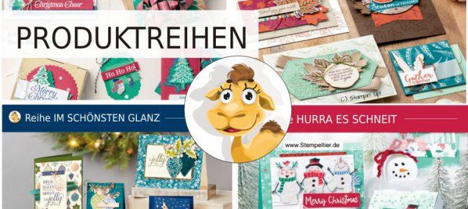 neue Produktreihen im Herbst/Winterkatalog SU