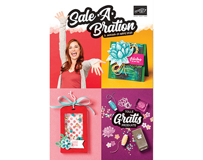 stampin up saleabration