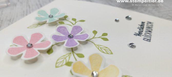 SAB 2020 Blumige Überraschung trifft kleine Blüte