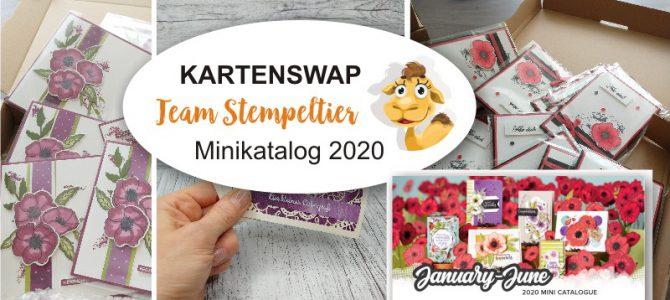 Team Kartenswap Minikatalog 2020
