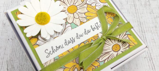 Designer Papier Bloghop – schöner Garten
