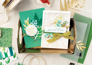 stampin up produktreihe ewiges grün 2020_suites_forevergreenery
