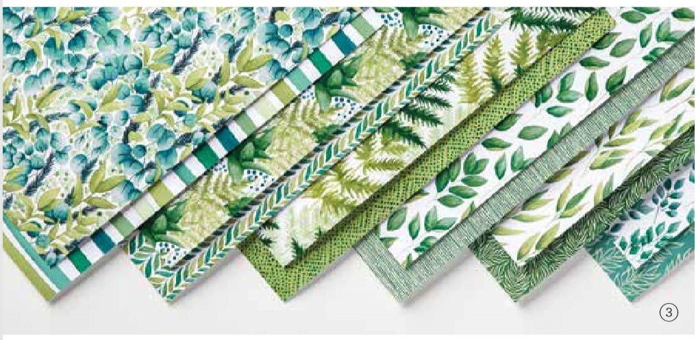 stampin up designerpapier share 2020 stempetlier ewiges grün greenery