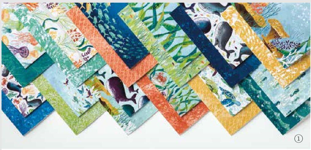stampin up designerpapier share 2020 stempetlier meerswelt