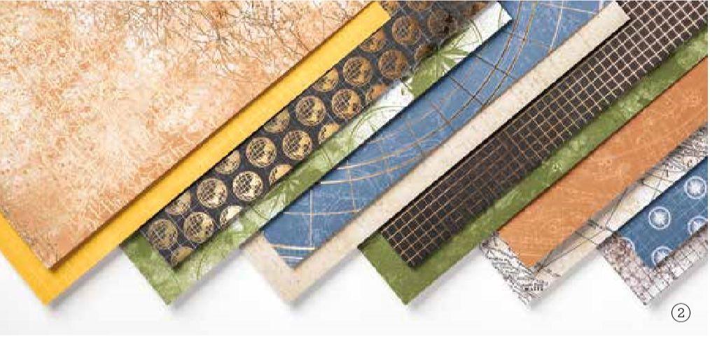 stampin up designerpapier share 2020 stempetlier welt der abenteuer