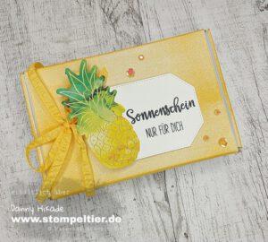 Stampin Up paper pumpkin sonne pur box of sunshine Stempeltier