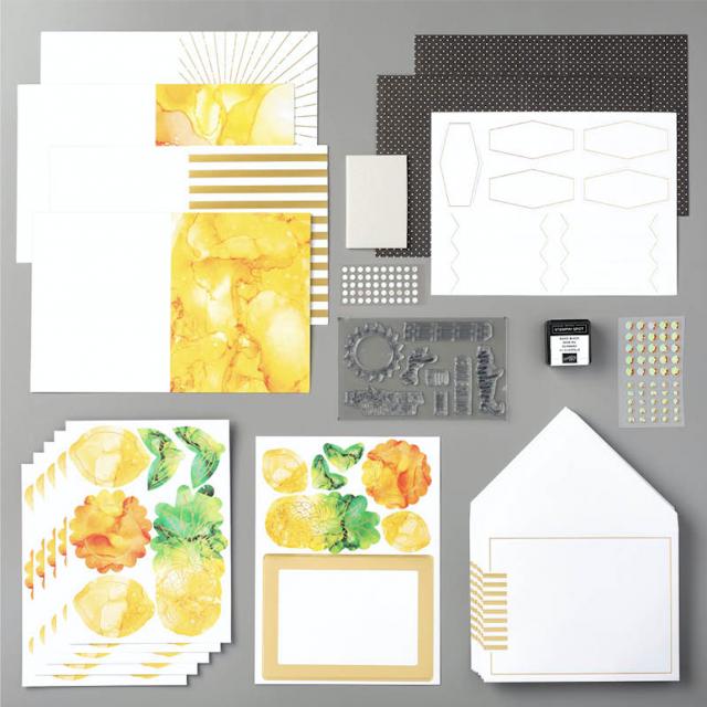 paper pumpkin sonne pur stampin up bestellen sharesunshine box of sunshine