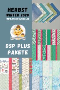 stampin up dsp plus pakete designerpapier share bestellen materialpakete 2020 herbst winterkatalog