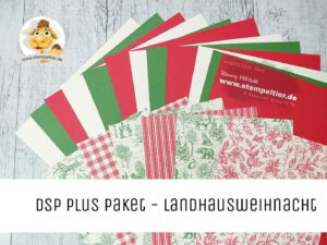 stampin up dsp plus pakete stempeltier herbst winter landhausweihnacht