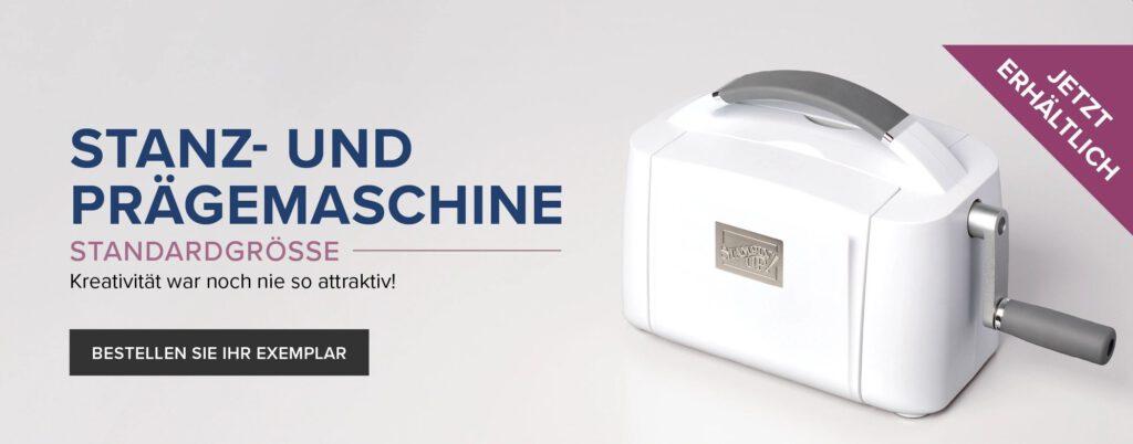 stampin up stanzmaschine CUT&EMBOSS_MACHINE nachfolger bigshot bestellen kaufen stempeltier