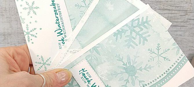 Designerpapier Bloghop – Schneeflockenzauber