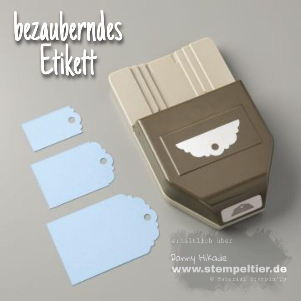 stampin up anhängerstanze bestellen bezauberndes etikett stempeltier