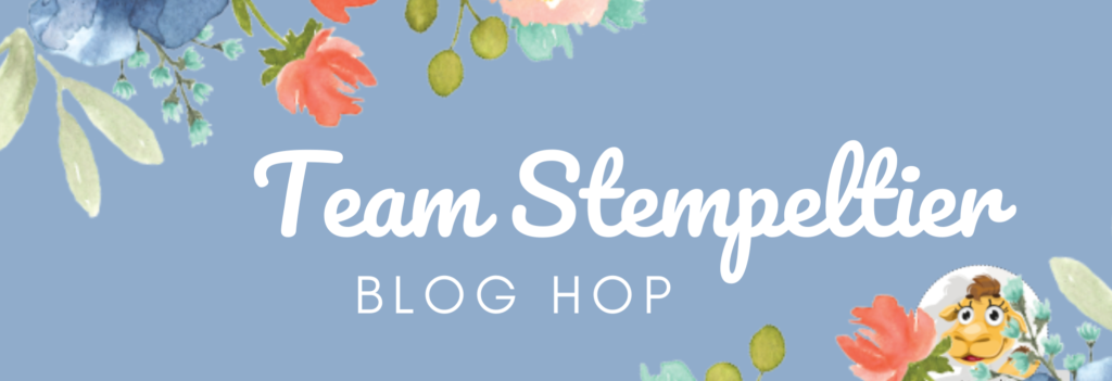 stampin up team stempeltier bloghop
