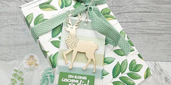 Ewiges Grün – Verpackt mit Liebe für Weihnachten