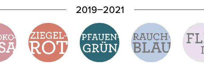 Bald laufen die InColor 2019-2021 aus + Ende Sale-A-Bration 2021
