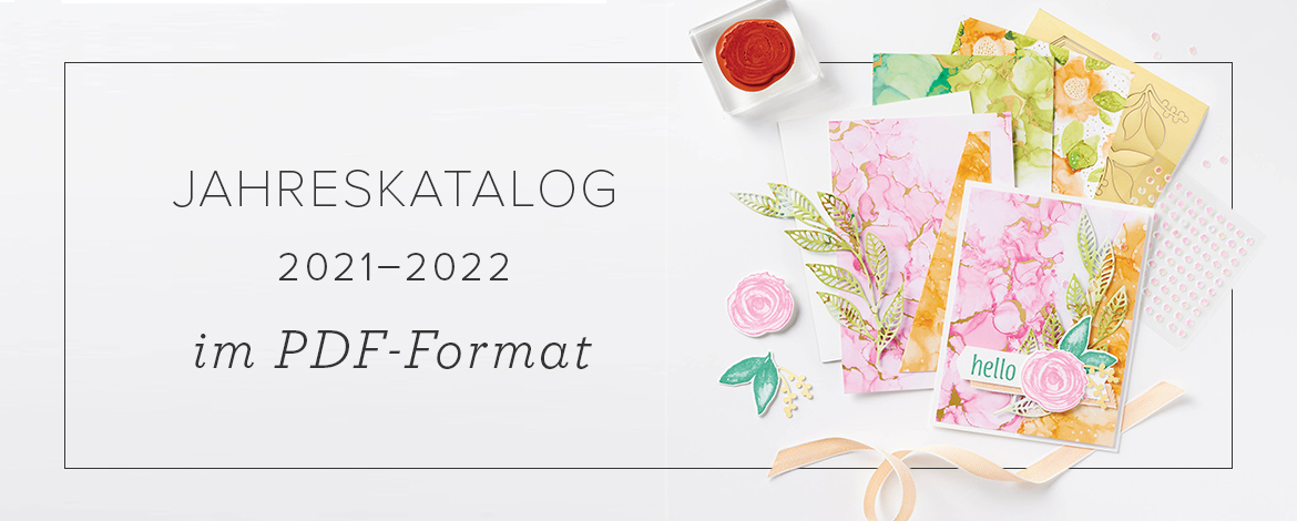 stampin up jahreskatalog 2021 2022 pdf download