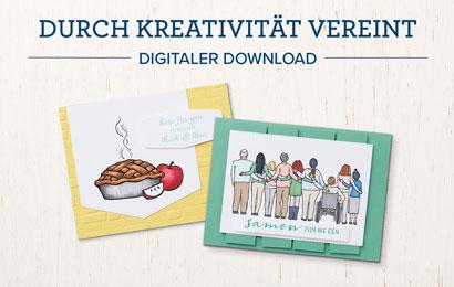 stampin up download gratis durch kreativität vereint diversity stempeltier