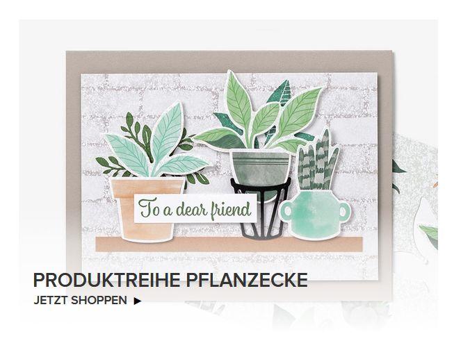 stampin up produktreihe pflanzecke