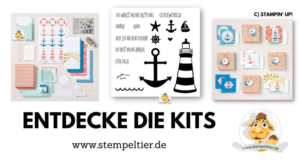 stampin up sets KITS bestellen Ab Juni 2021 anker