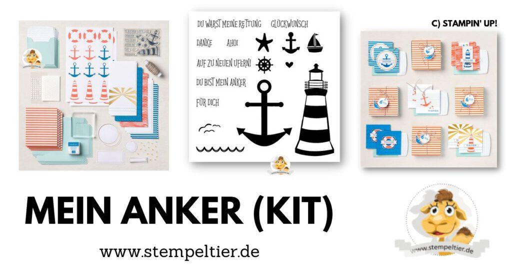 stampin up sets KITS bestellen mein Ankter maritim stempeltier