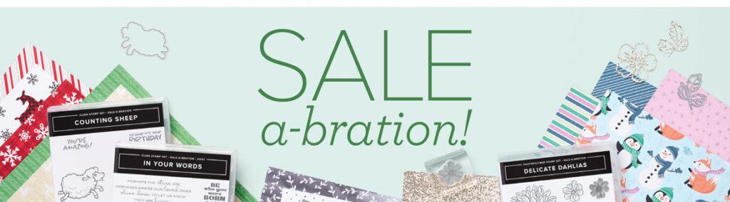 stampin up Saleabration SAB Herbst Winter Minikatalog 2021 PDF download