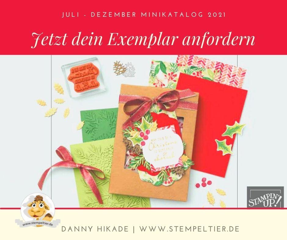 stampin up minikatalog herbst winter jul dezember 2021 PDF download