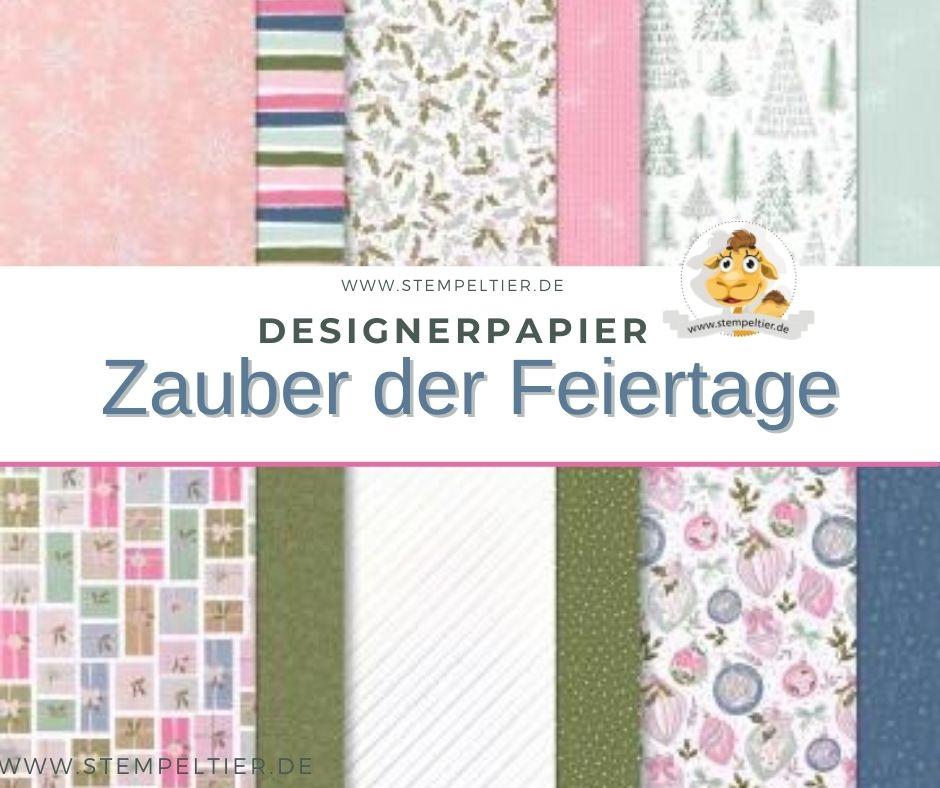 stampinup_Designerpapier zauber der feiertage