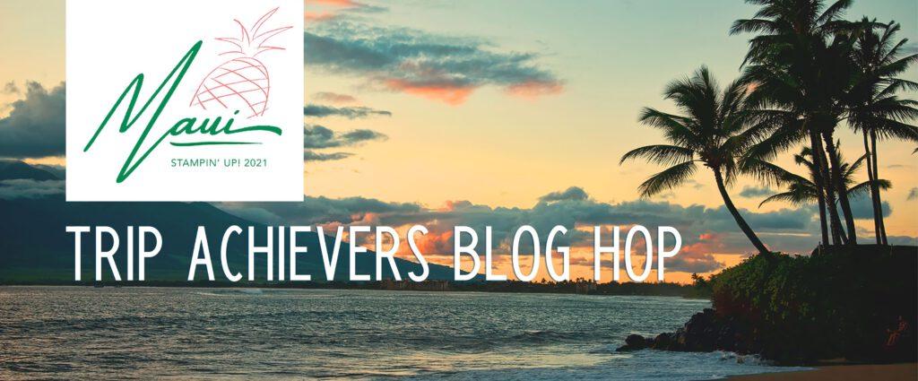 stampin up bloghop maui stempeltier prämienreise