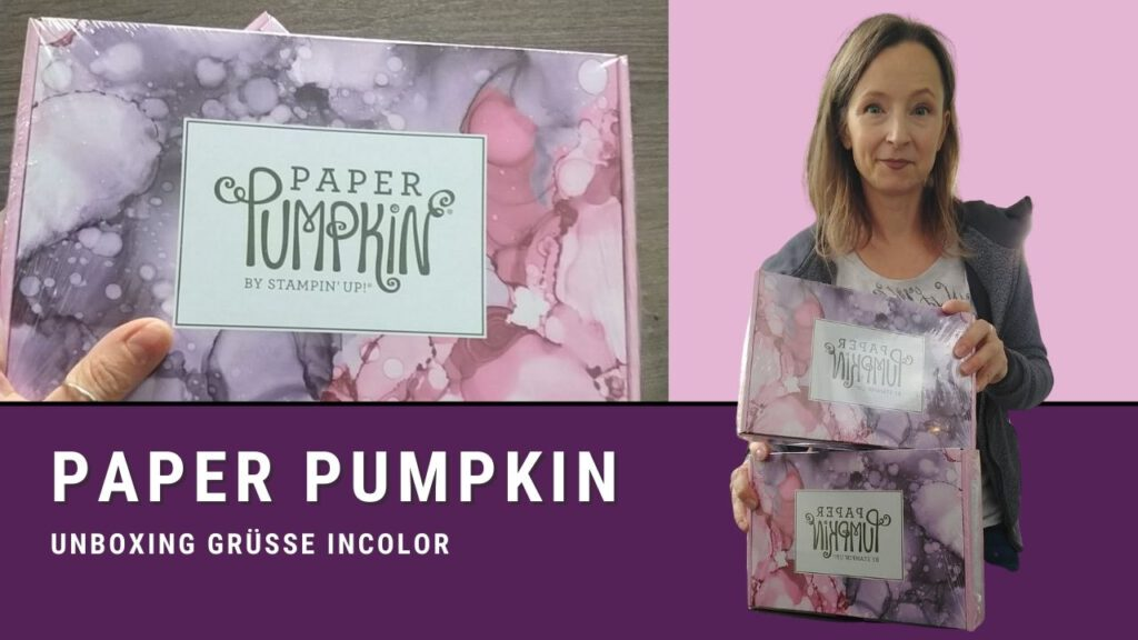 stampin up paper pumpkin grüsse incolor stempeltier